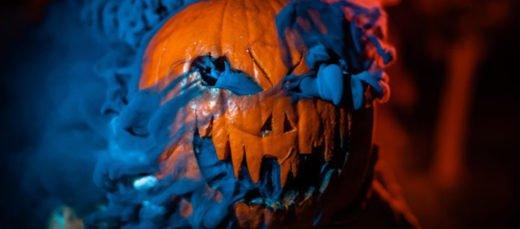 halloween fluo