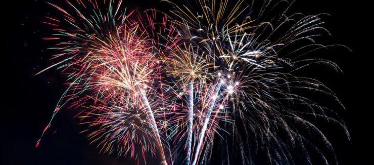 quels sont les différents effets d'un feu d'artifice
