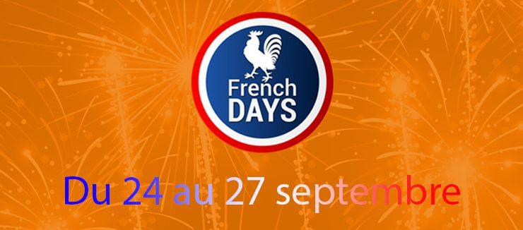 les french days by les magiciens du feu septembre