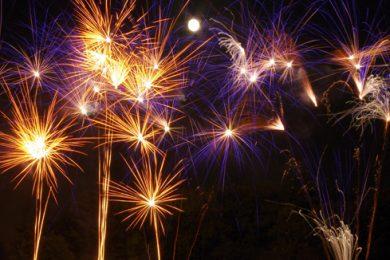 Quels produits de feux d'artifice pour une soirée inoubliable